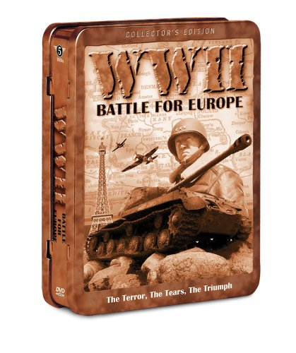WWII: Battle for Europe: (5-pk)(Tin)