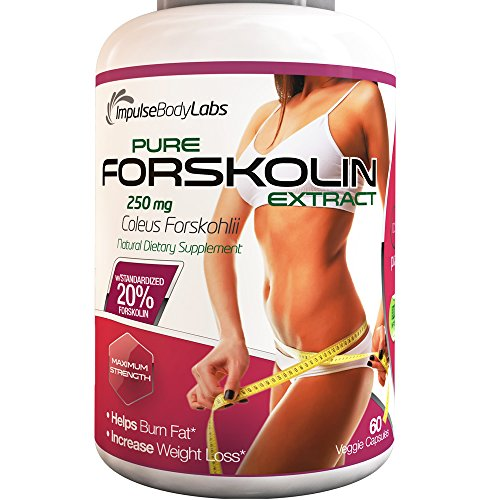 Stop Compulsive Binge Overeating Emotional Eating. Forskolin Organic Appetite Suppressant Slimming Metabolism Booster Fat Burner. Healthy Herbal Extract. Weight Reduction. 60 veggie capsules. 1 per day for normal results. 2 per day recommended. Made in USA. 30 day guarantee. Try it for 30 days, if you are not satisfied for any reason whatsoever, contact us for a prompt refund. Forskolin Recommended by America's Most Famous Doctor.
