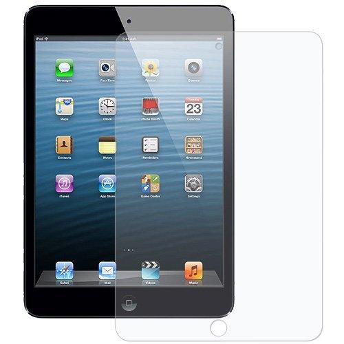 Imagen de Super Clear Anti-Huella digital Protector de pantalla Amzer con paño de limpieza para Apple iPad Mini (AMZ94591)