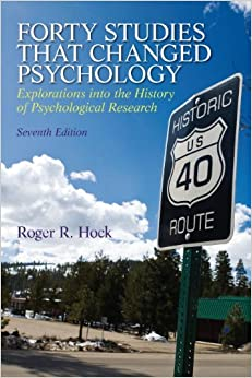 an analysis of the forty studies that changed psychology Coupon: rent forty studies that changed psychology 7th edition by hock ebook (9780205919468) and save up to 80% on online textbooks at cheggcom now.