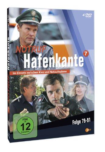 Notruf Hafenkante 7, Folge 79-91 [4 DVDs]