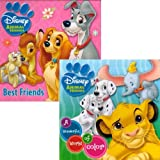Disney Animal Friends 2-book Set