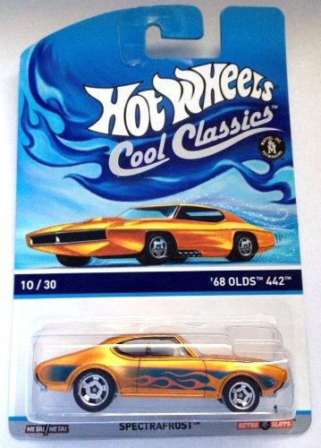 Hot Wheels Cool Classics '68 olds 442 10/30
