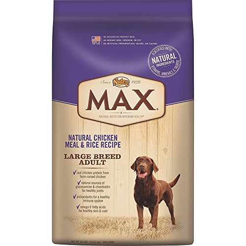 Nutro Max Large Breed Dry Dog Food