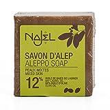 Naturel savon olive et Laurier 12 % (Syrie) 200 gr - Alep