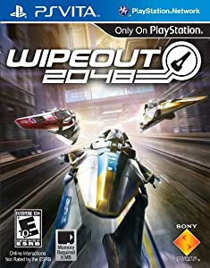 wipEout 2048 by Sony Computer Entertainment