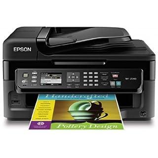 Epson Workforce WF 2540 WF - Impresora Multifunción Color