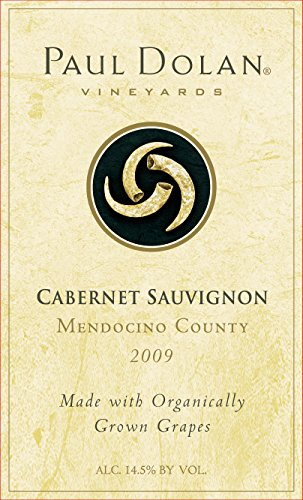 2009 Paul Dolan Vineyards Library Cabernet Sauvignon Mendocino County 750 Ml