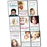 Cathy Glass Cathy Glass 9 Books Collection Pack Set RRP: £62.91 (Damaged, Hidden, I Miss Mummy, Cut, The Saddest Girl in the World, The Girl in the Mirror, Run Mummy Run, Mummy Told Me Not to Tell, A Baby's Cry)