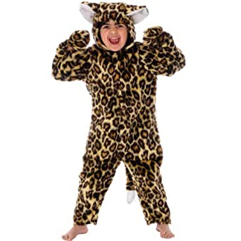Leopard Costume for Kids Yrs