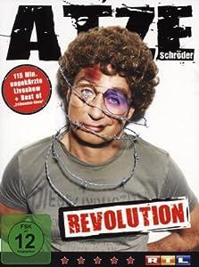 Atze Schröder - Revolution (Limited Edition) [2 DVDs]