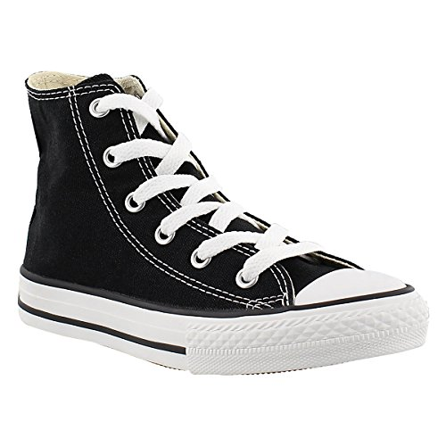 Converse C/T All Star Hi Little Kids Fashion Sneakers Black 3j231-10.5
