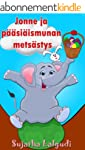 Children's Finnish book: Jonne ja p��...