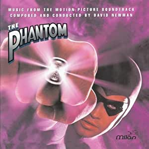 The Phantom: Music From The Motion Picture Soundtrack