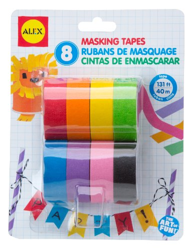 ALEX Toys Artist Studio Decorative Masking Tape - 1