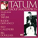The Art Tatum Group Masterpieces /Vol.1
