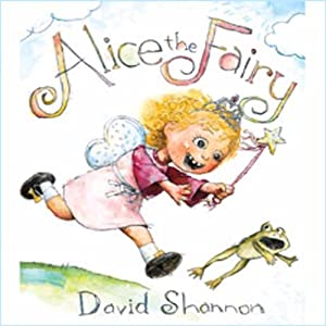 Alice the Fairy Audiobook