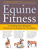 img - for Equine Fitness: A Program of Exercises and Routines for Your Horse book / textbook / text book