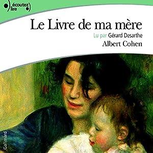 Le Livre de ma mère | Livre audio