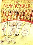 "The New Yorker, Dec. 30, 1974 ""26-Dec-62"""