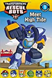 img - for Transformers Rescue Bots: Meet High Tide (Passport to Reading Level 1) book / textbook / text book