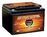 VMAX Solar Battery VMAX800S Vmaxtanks AGM 28ah 12V Wind Power Backup Boat Lift & Solar AGM Battery MARINE 18-24LB trolling motors