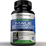 Oztosterone Male Performance Enhancement Testosterone Booster 60 capsules