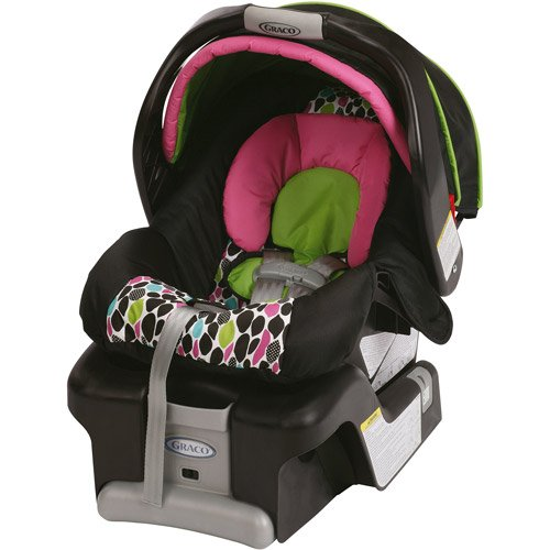 graco snugride infant car seat pink car seat pink. Black Bedroom Furniture Sets. Home Design Ideas