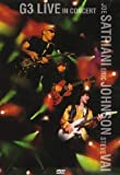 Satriani, Johnson & Vai : G3 - Live in Concert