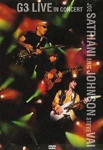 Satriani/Johnson/Vai - G3 Live in Concert