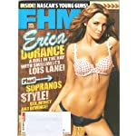 FHM Magazine May 2006 Erica Durance Cover and Pictorial, Erin Cahill, Svetlana Shusterman, Tera Patrick, Mel Kiper, Jr. book cover