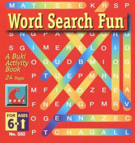 Word Search Fun - 1