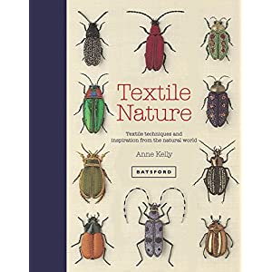 Textile Nature: Embroidery techniques inspired by the natural world