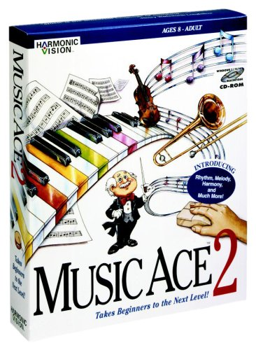MUSIC ACE 2 EDUCATOR PACK (PC/MAC) [IMPORT ANGLAIS]