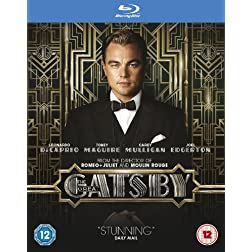 Great Gatsby [Blu-ray]