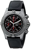 Breitling Men's M133802C-BC73 Avenger Analog Display Swiss Automatic Black Watch from Breitling