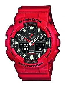 Relojes Hombre CASIO CASIO G-SHOCK GA-100B-4AER