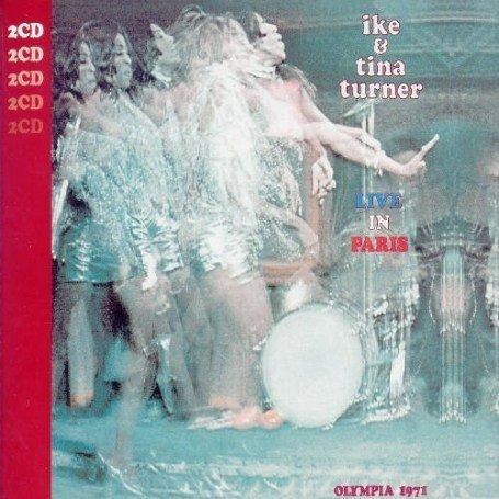 Ike & Tina Turner - Live in Paris 1971 - Zortam Music