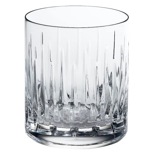 Reed & Barton Crystal Set of Double Old Fashions, Set of 4