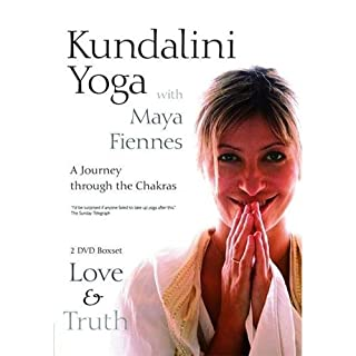 Book Cover: Love & Truth: Journey Through the Chakras