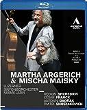Argerich;M/Maisky;M/Jarvi;N-Lu [Blu-ray] [Import]