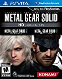 Metal Gear Solid HD Collection Playstation PS Vita (Region Free North American Import)