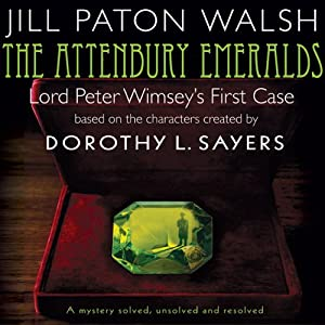 The Attenbury Emeralds | [Jill Paton Walsh]