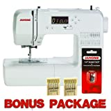 51t0EoRZShL. SL160  Janome DC1050 Computerized Sewing Machine w/FREE BONUS PACKAGE