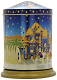 Wicklein Musical Tin of Iced and Chocolate Covered Lebkuchen 250 g