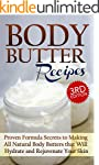 Body Butter Recipes 3rd Edition: Prov...
