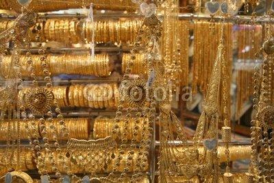 Wallmonkeys Peel and Stick Wall Decals - Gold Souq, Dubai - 72