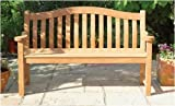 Alexander Rose Turnberry Mahogany 5ft Bench