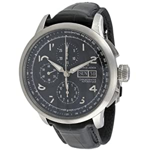 Maurice Lacroix Men's MP6348-SS001-32E Masterpiece Masterchrono Chronograph Watch