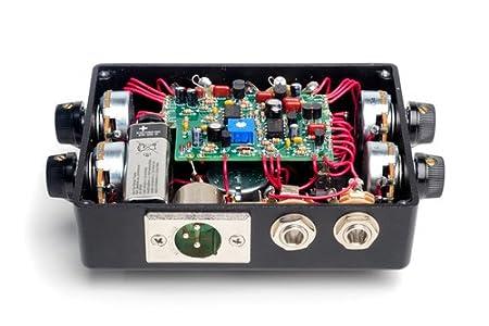 Fire-Eye Red-Eye Twin Instrument Preamplifier レッドアイツインインストゥルメントプリアンプリファー アクティブDI 国内正規品